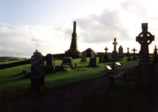 ireland-graveyard